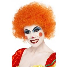 Krullenpruik afro oranje  Oranje afropruik voor mannen en vrouwen. Oranje Afro pruiken hebben wij in vele kleuren en modellen. Bestel nu de leukste afro pruiken voor een topprijs. Afropruiken zijn 120 grams kwaliteit.  EUR 9.95  Meer informatie