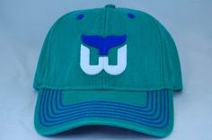 Hartford Whalers Vintage Washed Cotton Twill Cap by American Needle American Needle. $25.00