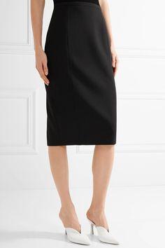 Michael Kors Collection | Wool-blend pencil skirt | NET-A-PORTER.COM