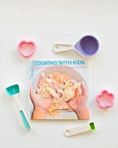 Create a Cookbook Easily With Blurb. Take all your kids' favorite recipes you've made together and turn it into a cookbook. A fun holiday gift they'll cherish. [ad]