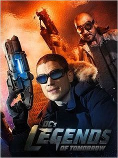 DC's Legends of Tomorrow Saison 1 episodes en streaming VF. Regarder DC's Legends of Tomorrow Saison 1 streaming VOSTFR HD illimit矇 sur VK Legends Of Tommorow, Dc Legends Of Tomorrow, Supergirl Dc, Supergirl And Flash, Wentworth Miller, Dc Comics, The Flash, Captain Cold And Heatwave, Assassin