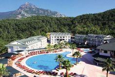 Hotel Green Forest,Hisaronu (fethiye),Turkey - Dalaman.  Monday Flight.