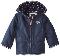 Osh Kosh Baby Girls' Lightweight Single Jacket *** Want to know more, visit the site now : Baby clothes
