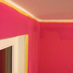 Präzisionsklebeband für saubere, gerade farbkanten
