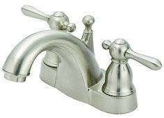 faucet from Menards $49