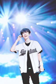 Baekhyun no EXO'rDIUM