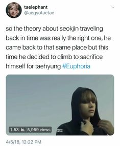 These theories literally has me (Jung)shook every time