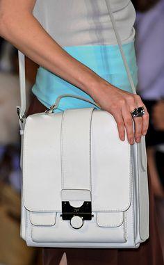 Tendencia Bolsos Blancos: Diane Von Furstenberg