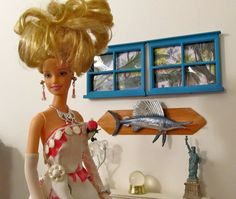 My  Junior Prom   Amazing Vintage Hand Made Barbie by DressMeDoll