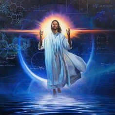 And all our questions will be answered. Once Jesus comes back. As a gentile? Pictures Of Jesus Christ, Religious Pictures, Christian Images, Christian Art, Mary Magdalene And Jesus, Jesus Painting, Jesus Art, Biblical Art, Lion Of Judah