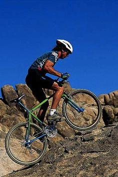 Mountain Biking *