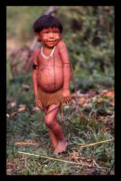 Yanomami. Venezuela. How I love your people, Lord!