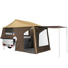 3DOG camping – De fabrikant van TentTrailers en AutodakTenten uit Hamburg