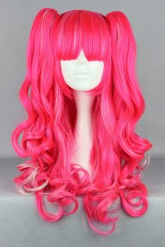 This+wig+is+70CM+(27.55inch)+long.+While+this+wig+is+synthetic,+you+can+use+heat+styling+tools+on+it,+however+you+must+use+a+low+setting+to+avoid+damaging+the+wig.    *Please+note+that+colors+may+vary+slightly+due+to+monitor+differences
