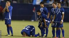 El Salvador players refuse 'financial incentives' for Canada World Cup qualifier - BBC Sport