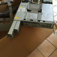 Hp Net Server LP200R 6x36 GB 4 Ethernet Ports email Server Working #HewlettPackard