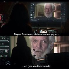 Açlık Oyunları: Alaycı Kuş (The Hunger Games: Mockingjay - Part The Hunger Games, Hunger Games Mockingjay, Lines Quotes, Right To Choose, Movie Lines, Film Quotes, Katniss Everdeen, Meaningful Quotes, Movies Showing