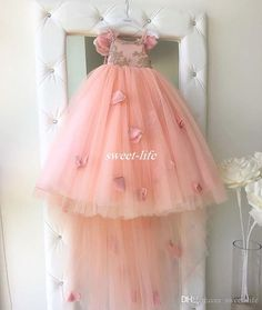Bohemia Beach Wedding Flower Girl Dresses Blush Pink Tutu Spaghetti Ruffles 2017 New Girls Pageant Dress Gowns for Baby Child Birthday Party Flower Girl Dresses Cheap Girls Pageant Dresses Online with $88.0/Piece on Sweet-life's Store   DHgate.com