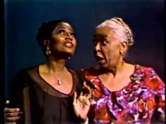 Ethel Waters duet with Pearl Bailey