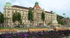 Danubius Hotel Gellért, Budapest. Hungary.