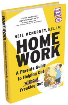 If you are facing difficult homework issues, this book could be helpful. The book will guide you through a simple process to find a way to help your child based on which faulty coping pattern your child is using.