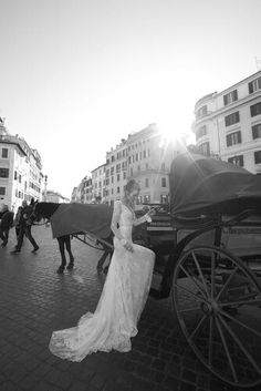 I love horse drawn carriages during wedding days --  http://www.inbaldror.co.il/