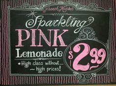 Fun with just two colors + a black chalkboard