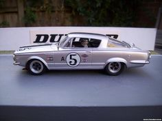 Potentially the New Paint schemes for MMP's 65 Barracuda
