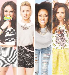 Love this photo shoot. They're all so gorgeous!