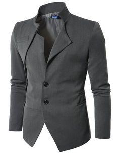 Mens Blazer Jacket DOUBLJU