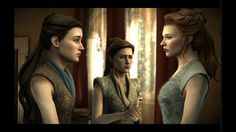 Game Of Thrones Telltale Episode 1 [1080p HD] No Commentary - Part 5
