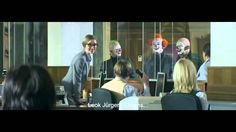 Clowns (Canal Digital AD). Ideia premiada, muito boa. #propaganda #advertising #ad