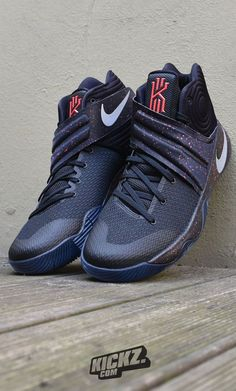 afc547d60bc9 The new Kyrie 2 Black Metallic Silver is splashing into our online shop  this weekend (Basketball Shoes)