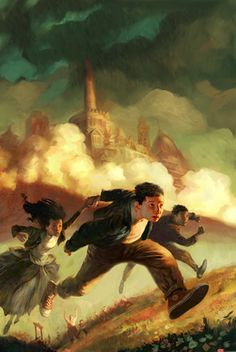 HEROES AND ADVENTURES by Jon Foster, via Behance