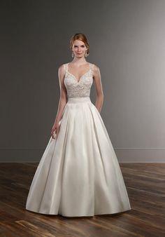 Martina Liana Blair-Sachi Wedding Dress photo