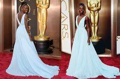 Best Dressed: Best speech, best dressed, best smile, best everything. We love Lupita Nyong'o. #oscars