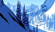 Visual Development Art from The Art of Frozen | Disney Insider | Articles