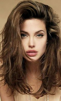 Angelina Jolie hair for HTC HD2