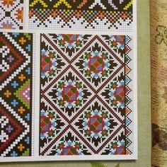 Cross Stitch Floss, Cross Stitch Designs, Quilts, Blanket, Patterns, Pillows, Rugs, Crafts, Home Decor