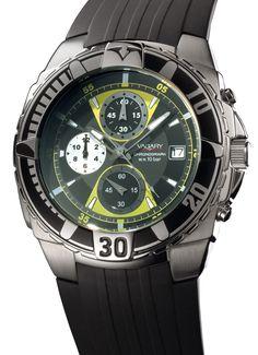 Vagary | Chronograph | Edelstahl | Uhren-Datenbank watchtime.net
