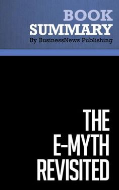 The e myth revisited full book pdf