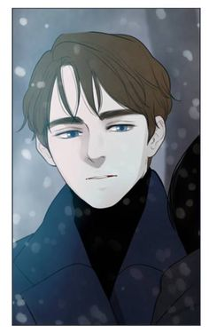 WEBTOON: Winter Woods Manga Drawing, Manga Art, Manga Anime, Anime Art, Winter Woods Webtoon, Webtoon Comics, Anime Demon, Cartoon Art, Art Tutorials