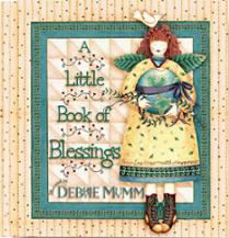 Debbie Mumm Blessings Mini Book