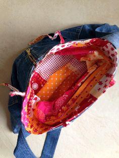 Jeanstasche — Crowdfunding bei wemakeit Gym Bag, Backpacks, Bags, Handbags, Backpack, Backpacker, Bag, Backpacking