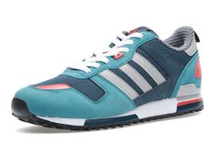 Sneaker Freaker ADIDAS ZX700 (BLISS/CHROME/ALUMINIUM)