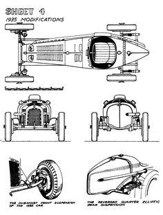 Alfa Romeo P3 Tipo B (1934/35)   SMCars.Net - Car Blueprints Forum