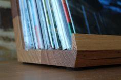 Record LP Stand di HaydenMelbourne su Etsy
