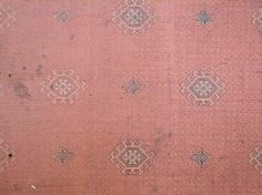 Victorian /Edwardian printed linoleum from an Australian house Australian Homes, Museum Collection, Victorian, Flooring, Printed, Antiques, Pattern, Blog, House