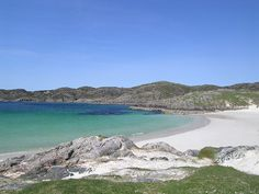 Achmelvich Beach. Who would have thought this could be in Northern Scotland? My favourite place in all the world.