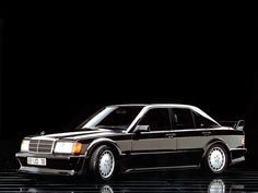 Mercedes 190e Cosworth Evolution 2